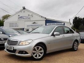 2012 12 Mercedes-Benz C Class 2.1 5dr - RAC DEALER