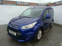 6261c7c26ee9cb 2016 FORD TRANSIT CONNECT 1.5 200 LIMITED P V 1D 118 BHP DIESEL