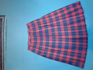 women's kilt skirt
