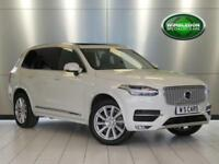 2016 VOLVO XC90 T6 INSCRIPTION AWD [ XENIUM PACK, PAN ROOF, SELF PARK, 1 OWNER,