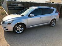 Kia ceed 1.6 CRDI AUTOMATIC DIESEL ESTATE - 2010 - 106K MILES - 115 BHP - FSH