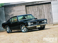 Looking for a 1967-1967 Barracuda fastback