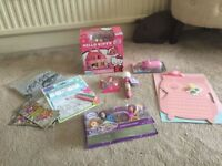 Brand New Girls toy bundle, Hello Kitty, Disney Sofia, barbie - £6 **Collect from Romford, RM1**