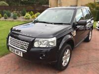 Land Rover Freelander 2.2Td4 GS Station Wagon 5d 2179cc