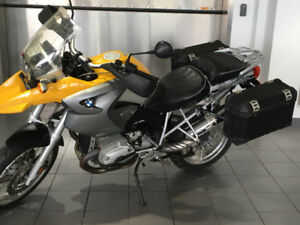 2005 BMW R1200GS ABS Low mileage
