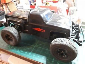 1/10th 4WD Redcat