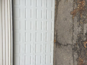 16 ft garage door panel