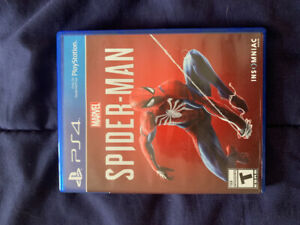 Spiderman PS4 30$