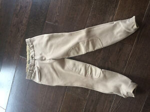 Equestrian Youth size 12 Equi Comfort Breeches