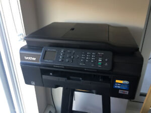 Brother Wireless All-In-One Inkjet Printer (MFC-J475DW)