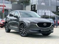 2018 Mazda CX-5 2.2d [175] Sport Nav 5dr AWD Auto ESTATE Diesel Automatic