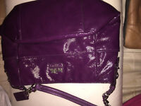 COACH PURSE- PURPLE