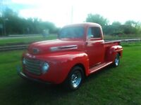 1950 FORD PICK-UP F47