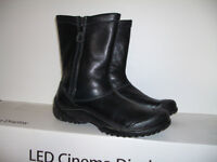 """"""" CLARKS """""""" boots / BOTTES - like NEW - size 10.5 -11 m US / 44"""