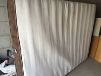 Free used king size matress
