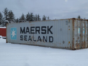 Storage Container ( 40' HIGH CUBE )