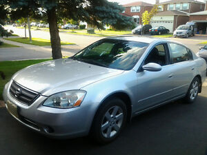 2004 Nissan Altima sl Sedan