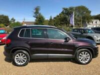 2013 Volkswagen Tiguan 2.0L SE TDI BLUEMOTION TECHNOLOGY 4MOTION DSG 5d 138 BHP