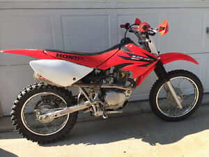 Clean CRF 80 ( Lots of Upgrades )