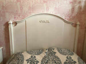 Girl's Pottery Barn Bed for sale