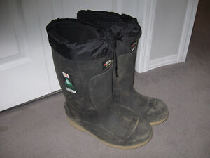 Baffin Waterproof Winter Safety Boots (Size 9)