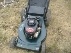 4-PUSH MOWERS FOR SALE