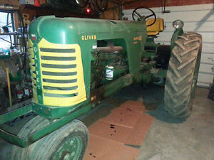 Wanted Oliver Diesel Tractors 66, 77, 88, Super 77 and Super 88
