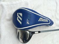 Mizuno F50 3 wood 15 degree