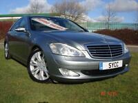2009 Mercedes Benz S Class S320 CDi 4dr 7G Auto 4 door Saloon
