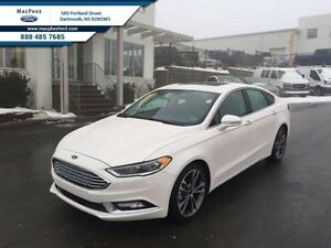 2017 Ford Fusion Titanium   CPO - Interest Rates at 1.99%