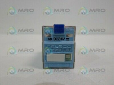 Releco C9-a41dx Relay Dc24v New No Box