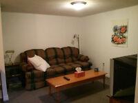 Bedroom in Basement Apartment in Quiet North End