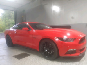 2017 Ford Mustang GT 6 Speed/Trade For Diesel