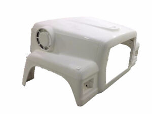FORD TRUCK HOOD LT SERIES WITH SQUARE HEADLIGHT 1986-96