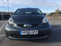 2006 TOYOTA AYGO 1.0 VVT-I £20 TAX YEAR ONLY 60K MILES CHEAP TO RUN!!!!!