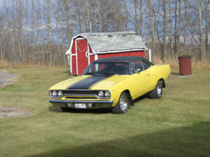 For Sale Rotisserie restored 1970 Plymouth Road Runner