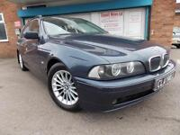 BMW 525 2.5TD d SE Touring Diesel Manual Estate Blue 2002 (02)