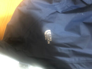 Ladies North Face rain jacket