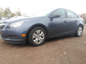 2014 Chevrolet Cruze Just 44,000 KMs ONLY $9'400 Firm