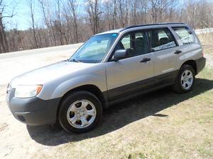 2006 Subaru Forester X Wagon