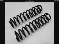 WANTED Jeep Cherokee front springs