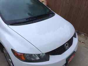 2009 HONDA CIVIC LX FOR SALE COUPE