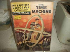 1950's Classic Illustrated Comics