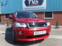 2013 Land Rover Freelander 2 2.2 TD4 Dynamic 4X4 5dr SUV Diesel Manual