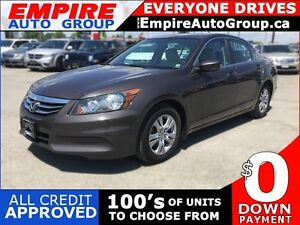 2011 HONDA ACCORD EX * LEATHER * HEATED SEAT * POWER GROUP