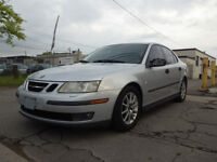 SAAB 9-3 2.0 TURBO! CLEAN IN AND OUT! CERTIFIED!