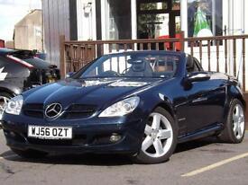 2006 Mercedes Benz SLK 1.8 SLK200 Kompressor 2dr 2 door Convertible