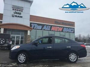2013 Nissan Versa 1.6 SV  BLUETOOTH, FUEL SAVER, EASY FINANCING