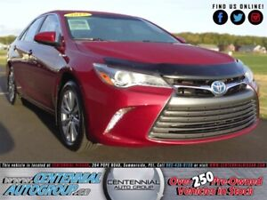 Toyota Camry Hybrid XLE | 2.5L | Must Be Seen | Leather 2015