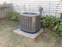 Trane Central air used